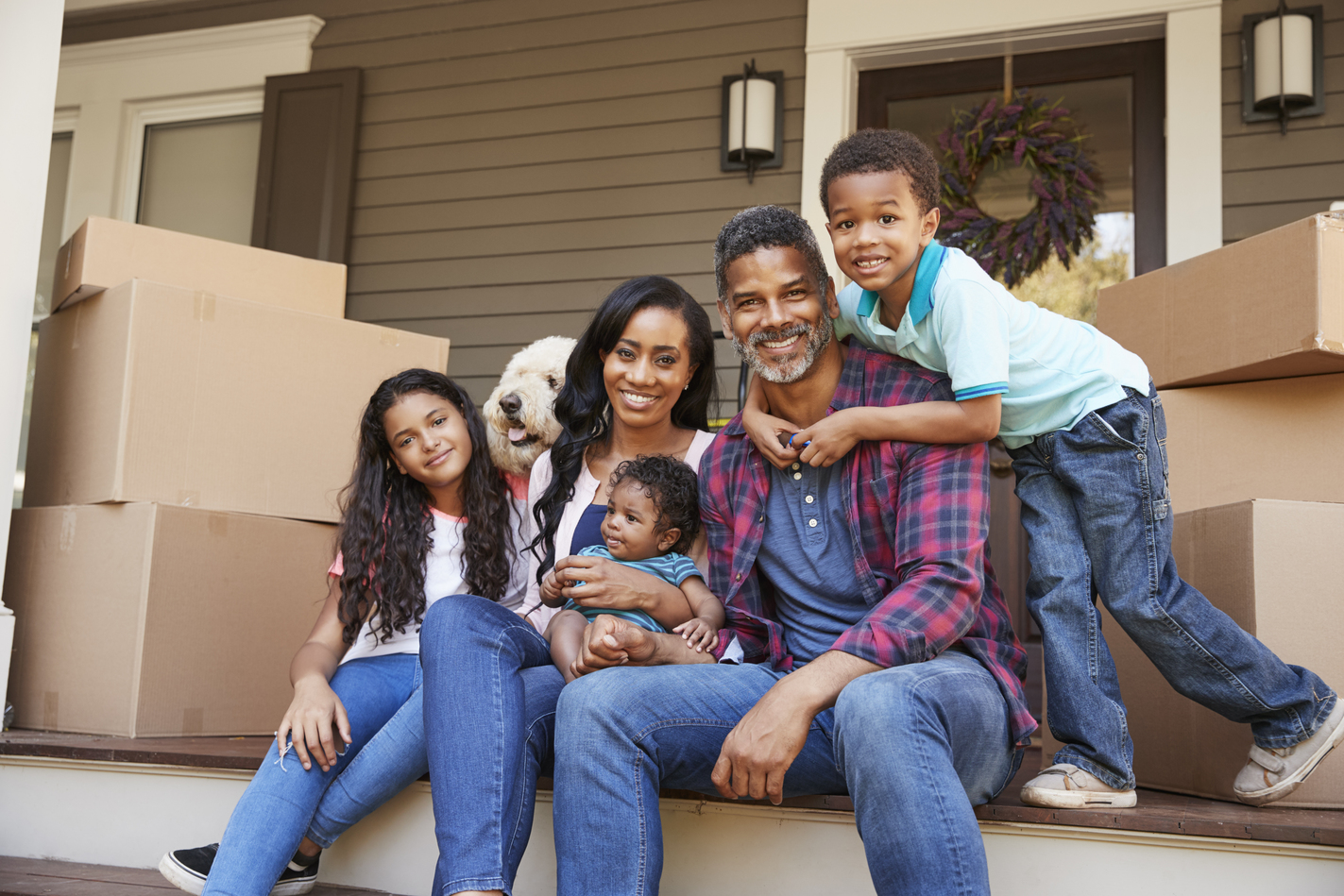 ARE YOU OUTGROWING YOUR CURRENT HOME?
